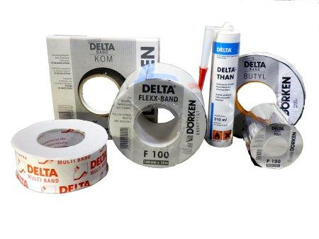 Dörken Delta ragasztóprogram
